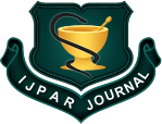 IJPAR | International Journal of Pharmacy and Analytical Research